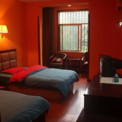 Dengba Hostel Chengdu Branch Стандартный номер с 2 отдельными кроватями фото 4