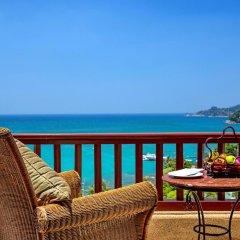 Отель Novotel Phuket Resort 4* Номер Делюкс с двуспальной кроватью фото 11