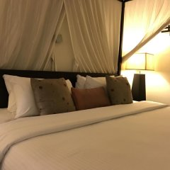 Отель Siloso Beach Resort, Sentosa 3* Вилла с различными типами кроватей фото 8