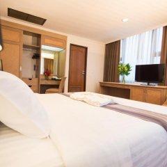 Grand Tower Inn Rama VI Hotel 3* Номер Делюкс с различными типами кроватей фото 5