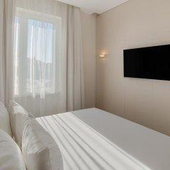 Отель NH Collection Roma Palazzo Cinquecento Улучшенный номер с различными типами кроватей фото 5