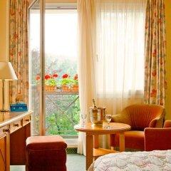 Отель Danubius Health Spa Resort Butterfly 4* Стандартный номер с различными типами кроватей фото 6