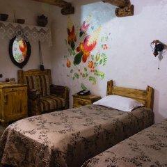 Гостиница Pidkova 4* Улучшенный номер 2 отдельными кровати фото 2