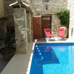Отель Casa Sastre Segui бассейн фото 2