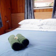 Отель Whanganui River Top 10 Holiday Park 3* Шале с различными типами кроватей
