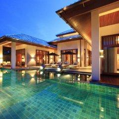 Отель Anantara Sanya Resort & Spa 5* Вилла с различными типами кроватей