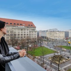 Mercure Hotel Berlin Wittenbergplatz балкон