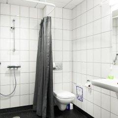 Отель ApartHotel Faber ванная