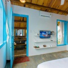 Отель Life Beach Villa 3* Стандартный номер с различными типами кроватей фото 7