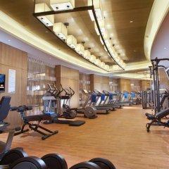 Отель Crowne Plaza Xian фитнесс-зал