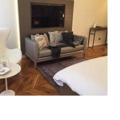 Отель Cirque Deluxe Studio Apartment Франция, Париж - отзывы, цены и фото номеров - забронировать отель Cirque Deluxe Studio Apartment онлайн комната для гостей фото 5
