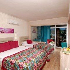 Отель Club Phaselis 5* Стандартный номер разные типы кроватей фото 2