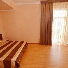 Гостиница Селини Люкс разные типы кроватей фото 11