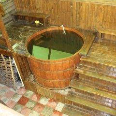Hotel at Yuzhnyy proyezd ванная