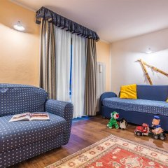 Hotel Lo Scoiattolo 4* Люкс с различными типами кроватей фото 11