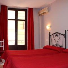 Отель Hostal Sonia Стандартный номер с различными типами кроватей фото 2