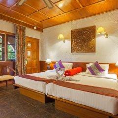 Отель Tropica Bungalow Resort 3* Улучшенное бунгало с различными типами кроватей фото 5