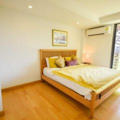 Отель Rocco Huahin Condominium Апартаменты с различными типами кроватей фото 8