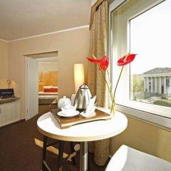 Mercure Budapest Korona Hotel 4* Стандартный номер фото 7
