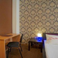 Гостиница Kompleks Nadezhda 2* Стандартный номер с различными типами кроватей фото 4