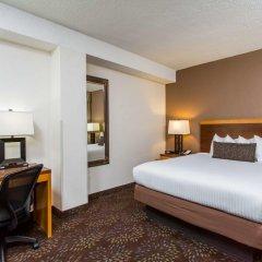 Отель Days Inn by Wyndham Washington DC/Connecticut Avenue 2* Стандартный номер с различными типами кроватей фото 3