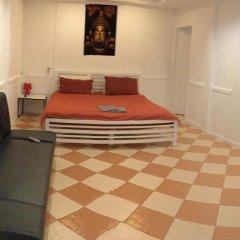 Гостевой Дом Mangoes Улучшенный номер с различными типами кроватей фото 4