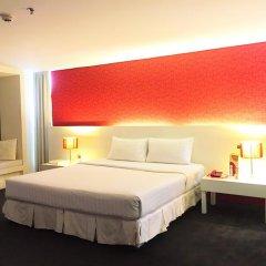 I Residence Hotel Silom 3* Номер Делюкс с различными типами кроватей