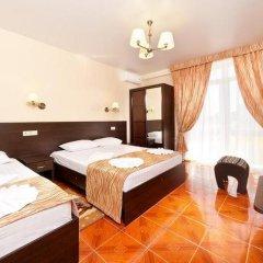 Гостевой Дом Имера Стандартный семейный номер с разными типами кроватей фото 9