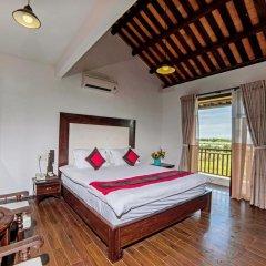 Отель Hoang Dao Villa 3* Номер Делюкс с двуспальной кроватью фото 2