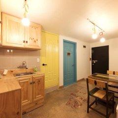 Lazy Fox Hostel Кровать в мужском общем номере с двухъярусной кроватью фото 8