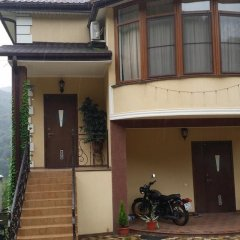 Гостиница Gornaya Lavanda Guest House парковка