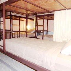 Jinda Hostel Кровать в общем номере с двухъярусной кроватью фото 12