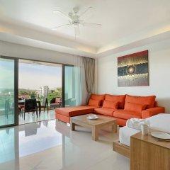 Отель Surin Sabai Condominium II Пхукет комната для гостей фото 2