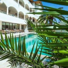 Отель Elinotel Polis Hotel Греция, Ханиотис - отзывы, цены и фото номеров - забронировать отель Elinotel Polis Hotel онлайн бассейн фото 2