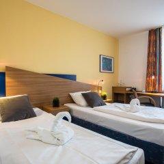Median Hotel Hannover Messe комната для гостей фото 4