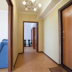 Гостиница Domumetro на Вавилова Апартаменты разные типы кроватей фото 15