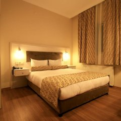 Grand Zeybek Hotel 3* Стандартный номер с различными типами кроватей фото 8