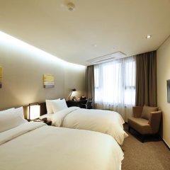 Отель Ramada Encore Seoul Magok 3* Номер Делюкс с различными типами кроватей фото 5