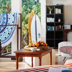 Отель Cokes Surf Camp Остров Гасфинолу развлечения