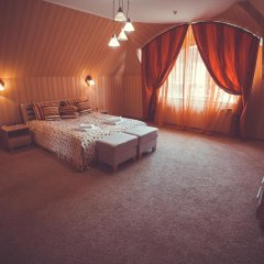 Гостиница Червона Рута комната для гостей фото 2