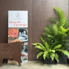 Отель Padi Madi Guest House Бангкок с домашними животными