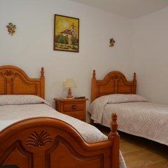 Отель Pension Zamora Стандартный номер с различными типами кроватей