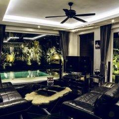 Отель Villas In Pattaya 5* Вилла Премиум с различными типами кроватей фото 3
