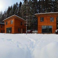 Гостиница Brusnika Village Стандартный номер с разными типами кроватей фото 18