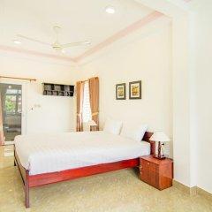 Отель Hung Do Beach Homestay 3* Улучшенный номер с различными типами кроватей фото 3