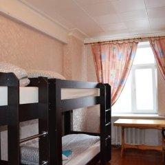 Like Hostel Tula Кровать в общем номере с двухъярусной кроватью фото 16