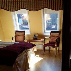 Отель Hotell Refsnes Gods 4* Стандартный номер с 2 отдельными кроватями фото 3