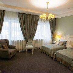 Парк Отель Грумант комната для гостей фото 4