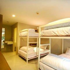 Chern Hostel Стандартный номер с различными типами кроватей фото 10