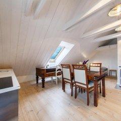 Апартаменты Apple 9 Studio в номере